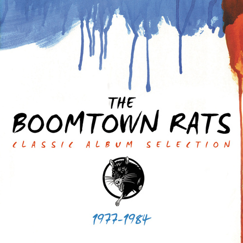 Classic Album Selection: Six Albums 1977-1984 by The Boomtown Rats