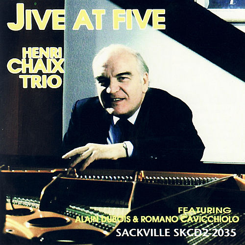 Jive At Five by Henri Chaix