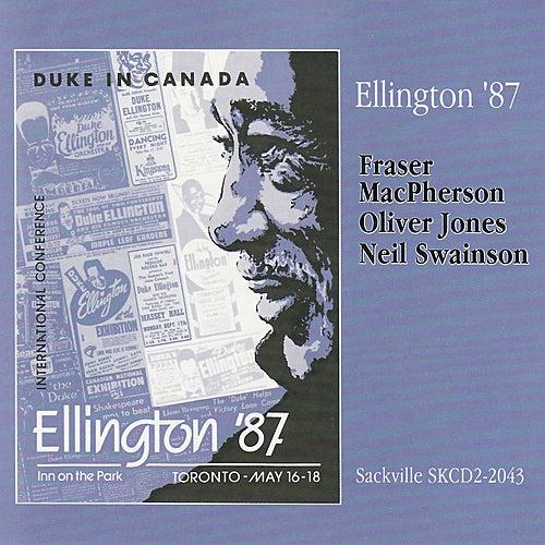 Ellington '87 von The Neil Swainson Quintet