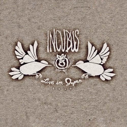 Live in Japan 2004 von Incubus