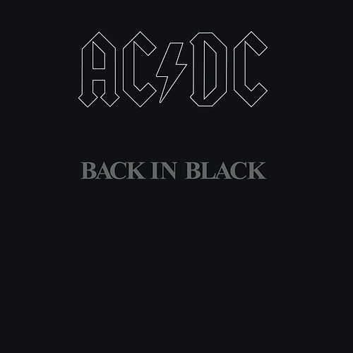 Back In Black von AC/DC