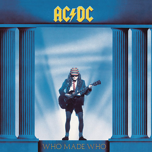 Who Made Who de AC/DC