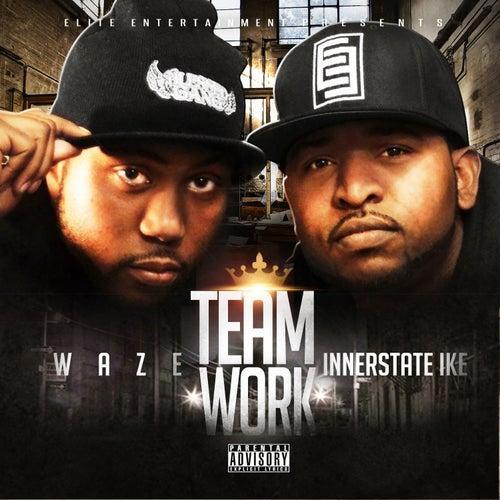 Team Work de Waze