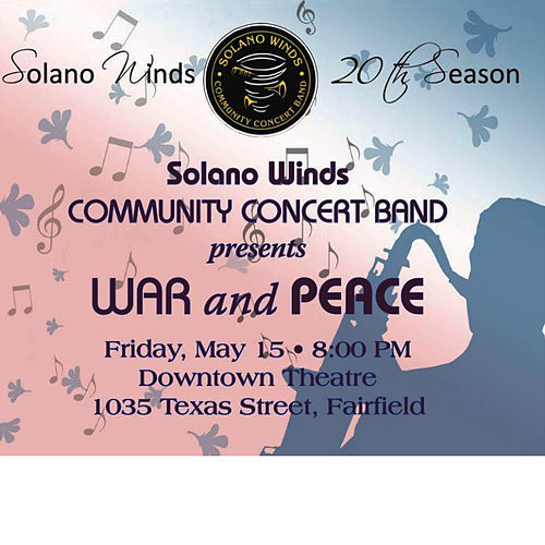 War and Peace von Solano Winds