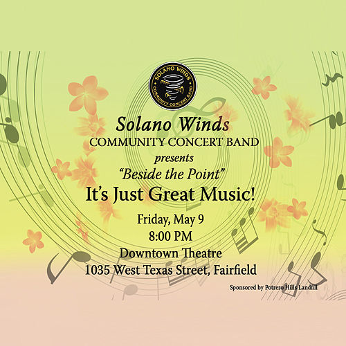 Beside the Point - It's Just Great Music! von Solano Winds