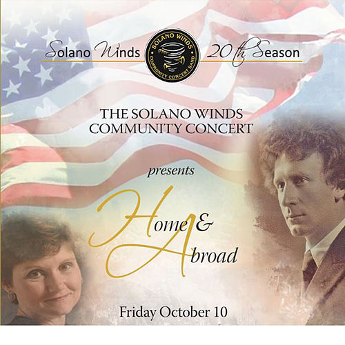 Home & Abroad von Solano Winds