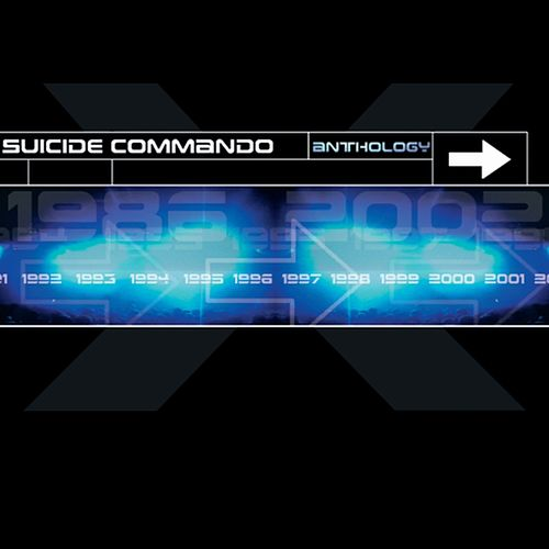 Anthology de Suicide Commando