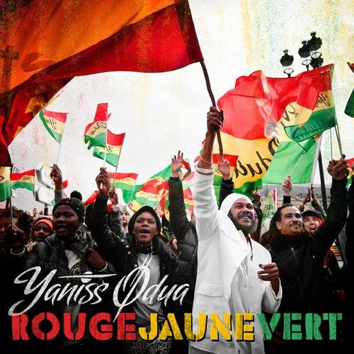 Rouge jaune vert by Yaniss Odua
