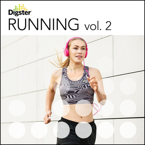 Digster Running Vol. 2 by Various Artists