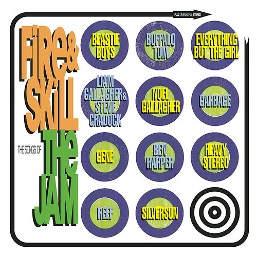 Fire & Skill: The Songs Of The Jam de Various Artists
