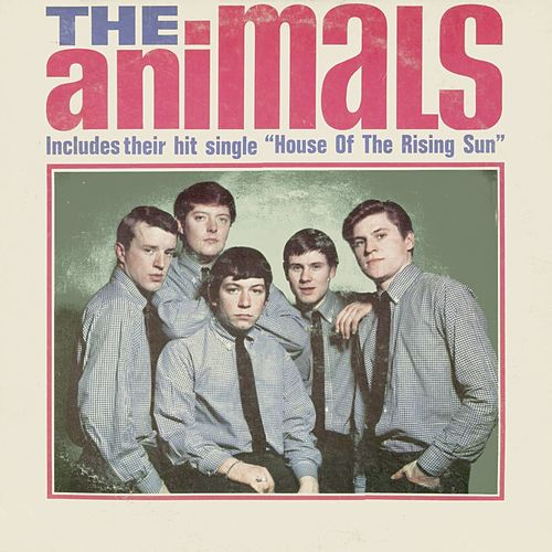 House of the Rising Sun von The Animals