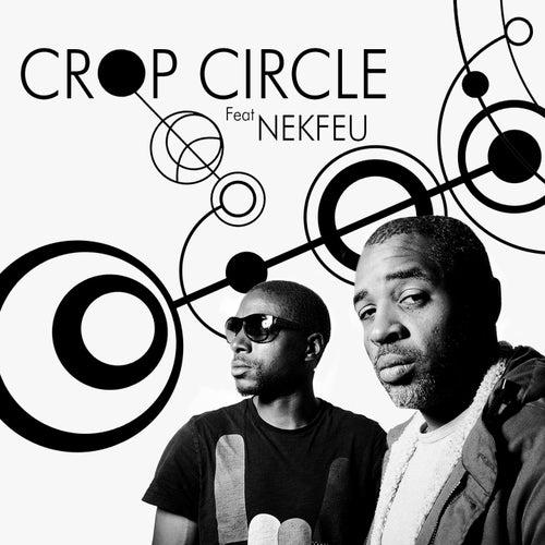 Crop Circle de Les X-men