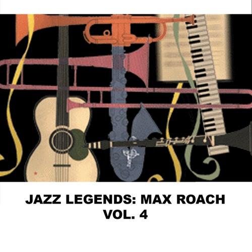Jazz Legends: Max Roach, Vol. 4 de Max Roach