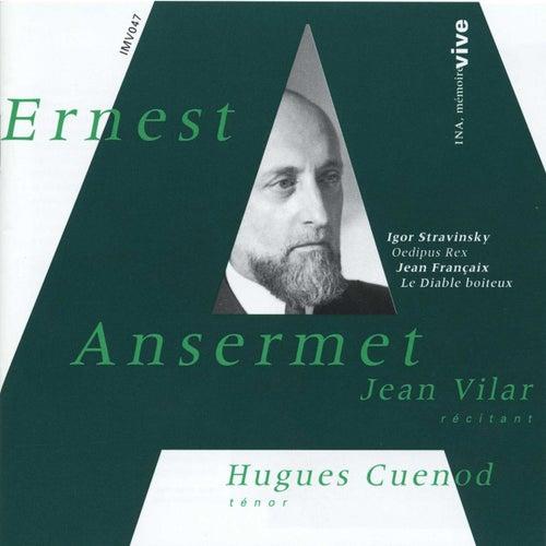Stravinski - Françaix von Ernest Ansermet