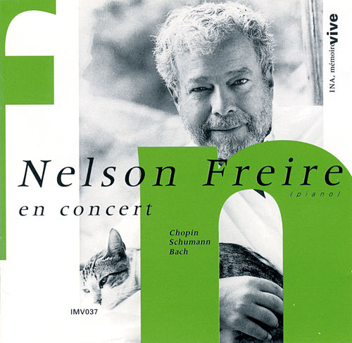 En Concert de Nelson Freire