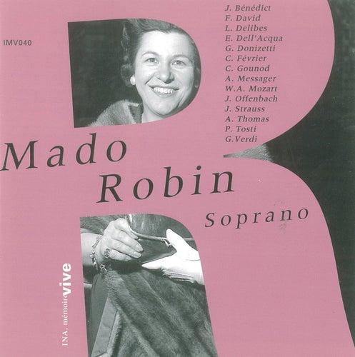 1918 - 1960 de Mado Robin