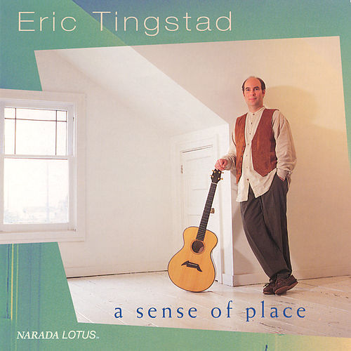 A Sense Of Place de Eric Tingstad