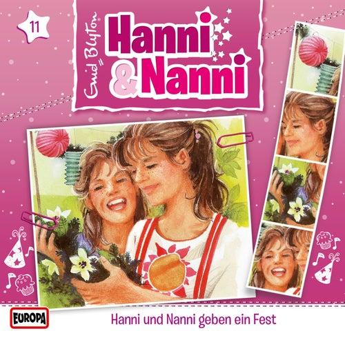 11/geben ein Fest von Hanni und Nanni