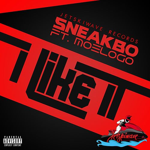 I Like It (feat. Moelogo) von Sneakbo