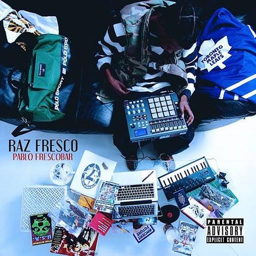 Pablo Frescobar by Raz Fresco