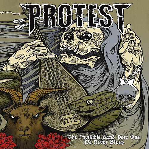The Invisible Hand Pt. I - We Never Sleep by protest