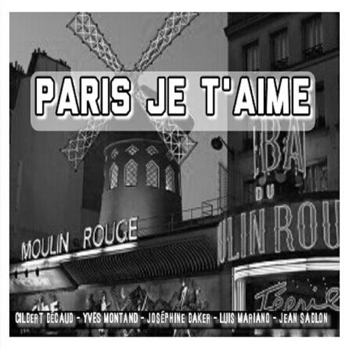 Paris je t'aime by Various Artists