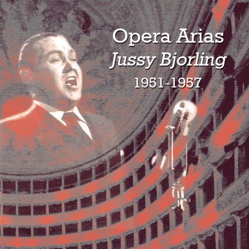 Opera Arias [1951 - 1957] de Jussi Björling