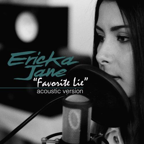 Favorite Lie (Acoustic Version) de Ericka Jane