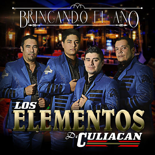 Brincando el Año by Los Elementos de Culiacan
