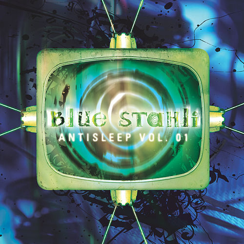 Antisleep Vol. 01 de Blue Stahli