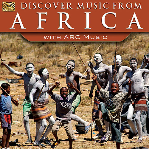 Discover Music from Africa de Various Artists