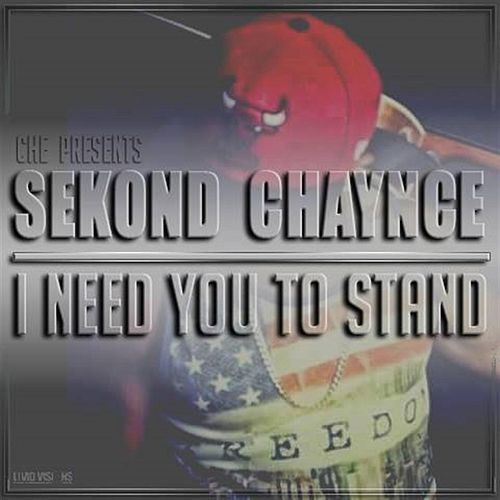 I Need You to Stand by Seckond Chaynce