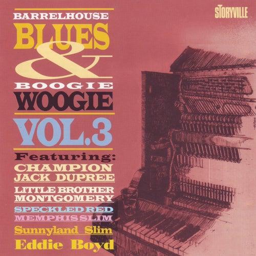 Barrelhouse, Blues & Boogie Woogie Vol. III de Eddie Boyd
