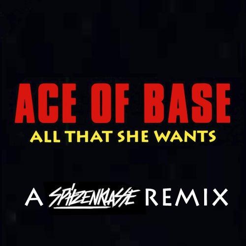 All That She Wants (A Spitzenklasse Remix) de Ace Of Base