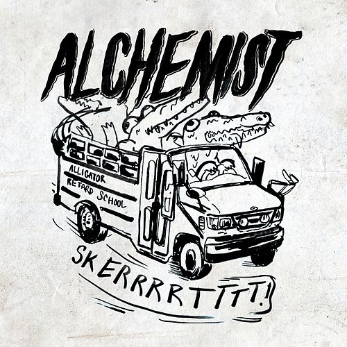 Retarded Alligator Beats by The Alchemist