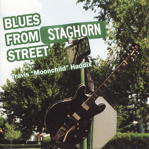 Blues from Staghorn Street by Travis Haddix