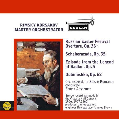 Rimsky Korsakov Master Orchestrator von Orchestre de la Suisse Romande