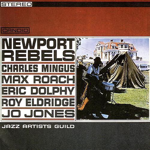 Newport Rebels de Various Artists