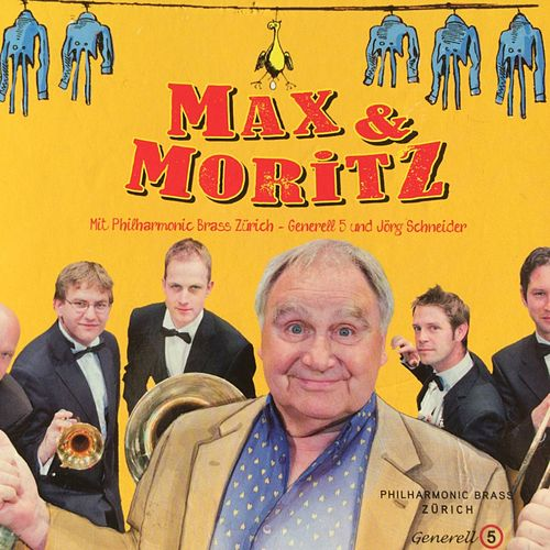 Max & Moritz by Philharmonic Brass Zürich - Generell5