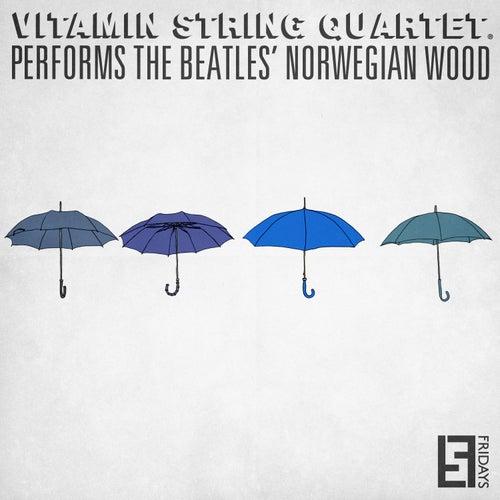 VSQ Performs the Beatles' Norwegian Wood de Vitamin String Quartet