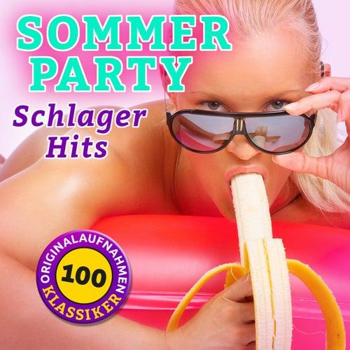 Sommer Party Schlager Hits (100 Klassiker - Originalaufnahmen!) de Various Artists