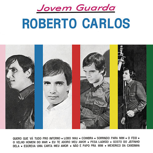 Jovem Guarda (Remasterizado) de Roberto Carlos