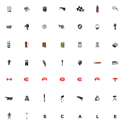 Scale (Special Edition) by Matthew Herbert