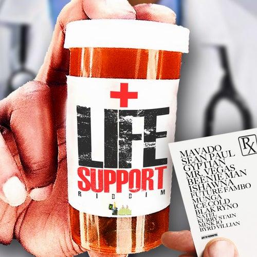 Life Support Riddim de Various Artists