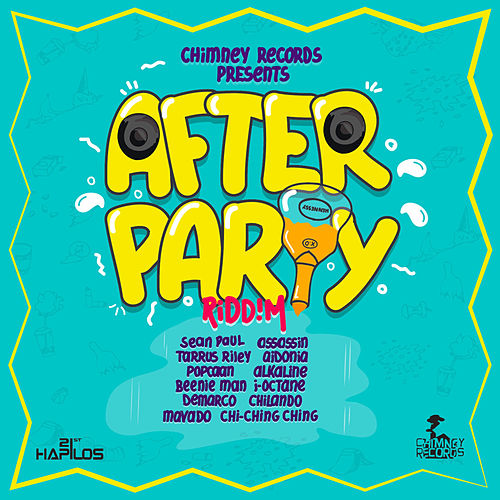 After Party Riddim de Various Artists