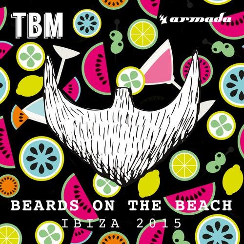 The Bearded Man - Beards On The Beach (Ibiza 2015) von Various Artists