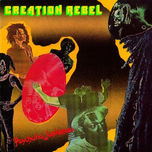 Psychotic Jonkanoo by Creation Rebel