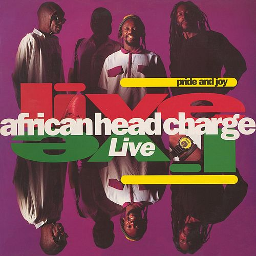 Pride And Joy - Live by African Head Charge