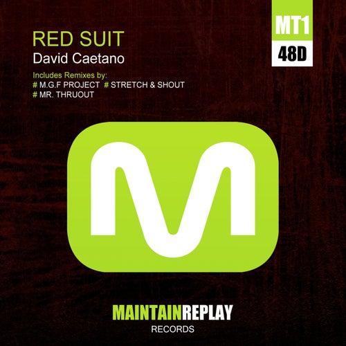 Red Suit de David Caetano