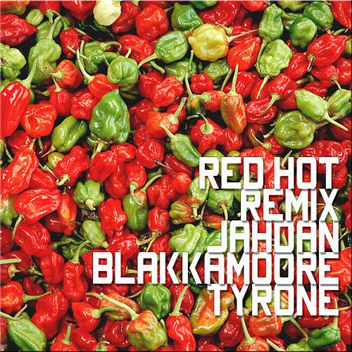 Red Hot (Remix) [feat. Tyrone] by Jahdan Blakkamoore
